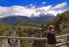 Parque nacional de Nahuel Huap Foto de Stock