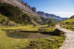 Parque nacional de Ordesa Fotografía de archivo libre de regalías