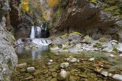 Parque nacional de Ordesa Fotos de archivo libres de regalías