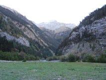 Parque nacional de Ordesa e de Monte Perdido Imagens de Stock