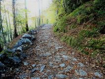 Parque nacional de Ordesa e de Monte Perdido Fotografia de Stock