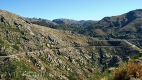 Parque nacional de Peneda Geres fotos de stock royalty free