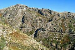 Parque nacional de Peneda Geres imagens de stock