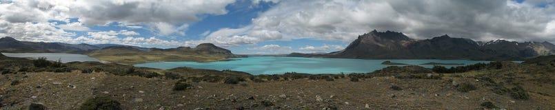 Parque nacional de Perito Moreno Fotos de archivo