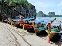 Parque nacional de Phang Nga Imagem de Stock Royalty Free
