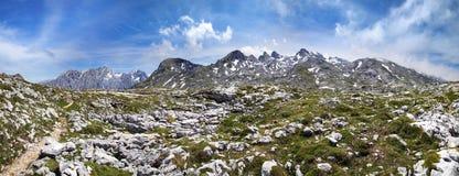 Parque nacional de Picos de Europa Fotografía de archivo libre de regalías
