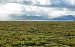Parque nacional de Pingvellir em Islândia Imagem de Stock