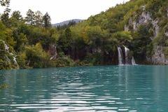 Parque nacional de Plitvice Imágenes de archivo libres de regalías