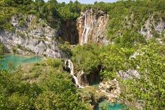 Parque nacional de Plivcie Imagem de Stock Royalty Free