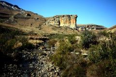 Parque nacional de porta dourada Imagem de Stock