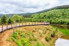 Parque nacional de Potatso Imagens de Stock