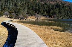 Parque nacional de Pudacuo Foto de Stock Royalty Free