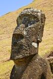 Parque nacional de Rapa Nui Imagens de Stock