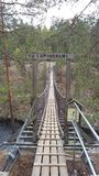 Parque nacional de Repovesi Fotos de Stock