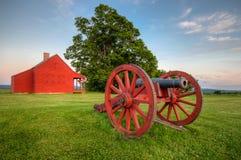 Parque nacional de Saratoga Fotografía de archivo