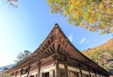 Parque nacional de Seoraksan Imágenes de archivo libres de regalías