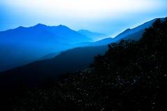 Parque nacional de Seoraksan, o melhor da montanha em Coreia Imagens de Stock