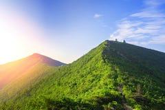 Parque nacional de Seoraksan, o melhor da montanha em Coreia Imagens de Stock Royalty Free