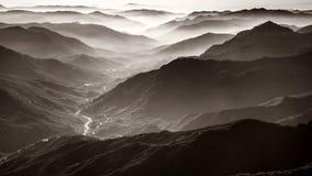 Parque nacional de sequoia Fotografia de Stock Royalty Free