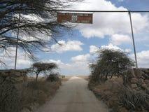 Parque nacional de Serengeti fotos de archivo