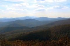 Parque nacional de Shenandoah Imagen de archivo