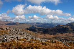 Parque nacional de Snowdonia Imagens de Stock