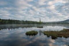 Parque nacional de Sumava foto de archivo libre de regalías