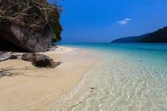 Parque nacional de Surin en Tailandia Imagen de archivo libre de regalías