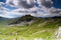 Parque nacional de Sutjeska Fotografia de Stock Royalty Free