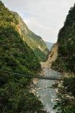 Parque nacional de Taroko Imagen de archivo libre de regalías