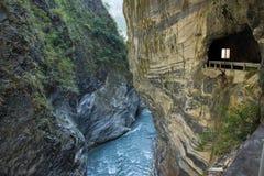 Parque nacional de Taroko Imagem de Stock