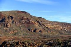 Parque nacional de Teide Imagem de Stock