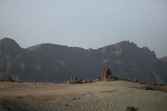 Parque nacional de Teide imagem de stock royalty free