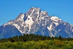 Parque nacional de Teton, área de Jackson Lake Fotos de archivo libres de regalías