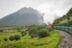 Parque nacional de Tierra del Fuego Imagem de Stock
