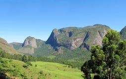 Parque nacional de Tres Picos imagenes de archivo