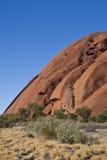 Parque nacional de Uluru-KATA Tjuta Imagen de archivo