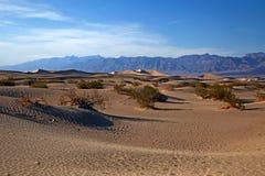 Parque nacional de Vale da Morte Fotos de Stock