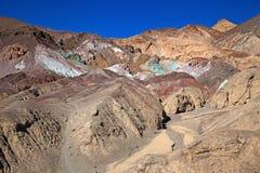 Parque nacional de Vale da Morte Foto de Stock
