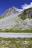 Parque nacional de Vanoise Foto de Stock