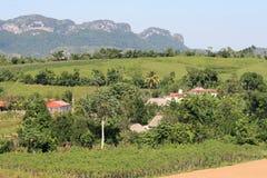 Parque nacional de vinales Imagen de archivo