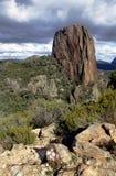 Parque nacional de Warrumbungle Fotografia de Stock