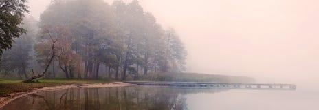 Parque nacional de Wigry Foto de Stock
