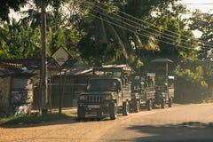 Parque nacional de Yala en Sri Lanka foto de archivo libre de regalías