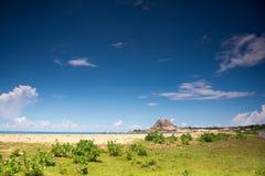 Parque nacional de Yala en Sri Lanka imagen de archivo libre de regalías