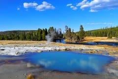 Parque nacional de Yellowstone Imagen de archivo libre de regalías