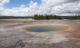 Parque nacional de Yellowstone Imagem de Stock