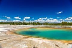 Parque nacional de Yellowstone Foto de archivo
