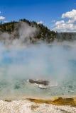 Parque nacional de Yellowstone, Wyoming, EUA Imagem de Stock