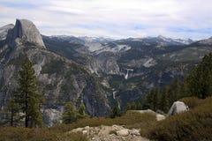Parque nacional de Yosemite. imagen de archivo